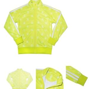 Jeffree Star Tracksuit In chartreuse size Large